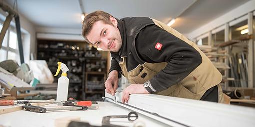 Einblick in die Werkstatt der Welp & Nordmann GmbH